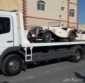 سطحة للنقل السيارات من الإمارات إلى السعودية