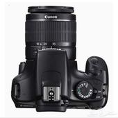 كاميرا كانون 1100D canon
