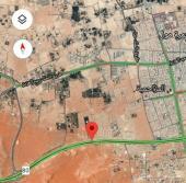 فرصه للبيع ارض استثمارية طريق الحجاز السريع ا