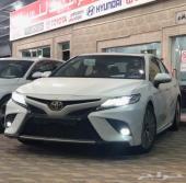 تويوتا كامري اس اي SE-V6 2019 بالنقد والتقسيط