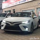 تويوتا كامري SE-V6 2019 سعودي بالنقد والتقسيط