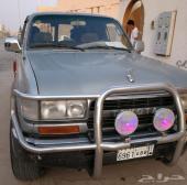 للبيع لاندكروزر GX-R  1993 نظييف