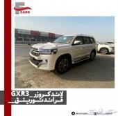 جي اكس ار 3 تورنق سعودي 8 سلندر 2021