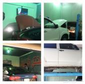 لمن خارج الرياض نخدمك بفحص سياره شامل و نقلها