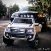 سيارة فورد رينجر للاطفال