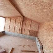 غرف خشب صنادق