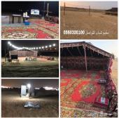 مخيم للايجار شياب