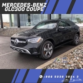 Mercedes-Benz GLC300 Coupe 2020