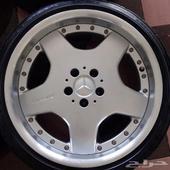 جنوط مرسيدس AMG عرضين مقاس 18