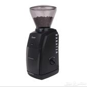 مطحنة انكور ( اسود ) للقهوة