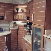 مطبخ المنيوم نظيف جدا  للبيع