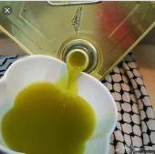زيت زيتون فلسطيني فاخر جدا