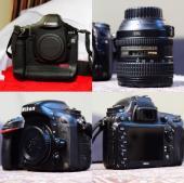 عدة تصوير للبيع او البدل