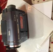 كاميرا فيديو sony وكاميرا عاديه zenit