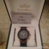 ساعة ماركة ROYALACE  سويسرية  أصلية...