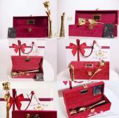 هدايا رومنسية فاخرة (طقم نسائي) صمم بفخامة
