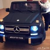 سيارة مرسيدس G65 للأطفال بسعر مميز