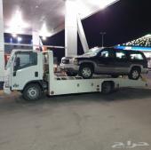 سطحة نقل سريع من  الدمام الى الرياض والعكس101
