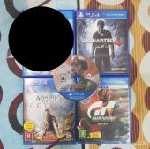 اشرطة سوني PS4 للبيع