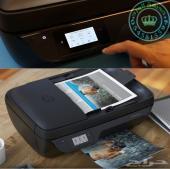 طابعة HP ملون الكل في واحد بشاشة لمس WIFI