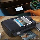 طابعة HP ملون الكل في واحد بشاشة لمس wifi فخم