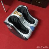 جهاز مساج القدم و الساق كالجديد - foot massa