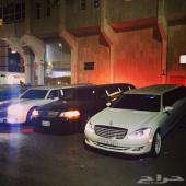 ليموزينات للاعراس استقبال مطار تخرج أعياد