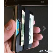 محافظ جديدة وخفيفة وعملية لحفظ البطاقات