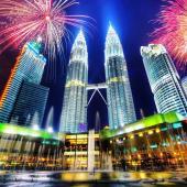 برنامج شهر عسل بماليزيا لمدة 14 يوم 13 ليلة