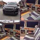 سياره مرسيدس بنزVIP عائليه للبيع 10 ركاب
