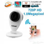 كاميرا مراقبة الخدم والمنزل عن بعد wifi ب139