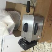 قلاية سمبوسة وبطاطس وثلاجة للبيع