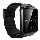 جوال ساعة ذكية يدعم شريحة اتصال وكاميرا