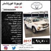 تويوتا فورتشنر GX2 سعودي . جديدة . 2017