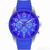 ساعة ماركة Caravelle New York جديدة بقراطيسها
