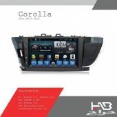 شاشات سيارات TOYOTA بمواصفات تجميعية من HAB