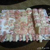 توزيعات صابون وجبس وشموع