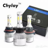 شمعات ليد لحل مشاكل الإضاءة بديلة الزينون