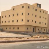 للبيع عماره سكنيه عوايل 750م في حي لبن