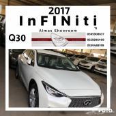 انفنتي Q30  1.6 مديل 2017