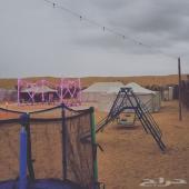 مخيم للبيع كامل ومجهز بافضل التجهيزات