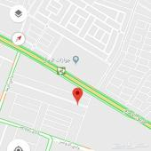 معرض سيارات للبيع بحي القادسيه 2000م شمالي