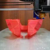 طابعة 3d للبيع 3D printer بسعر 1200 فقط