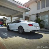 Bentley- Continental GT - W12