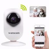 كاميرا مراقبة الاطفال والخدم  بالجوال ب129 ري