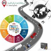 AVL تتبع السيارات والشاحنات والمعدات الثقيلة