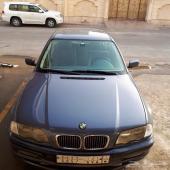للبيع BMW 318i  موديل 2001  4 سلندر إقتصادية