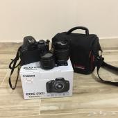 كاميرة كانون 650D