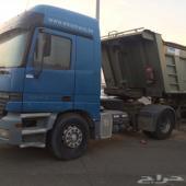 شاحنة اكتروس 2003للبدل