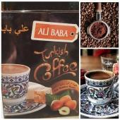 قهوة علي بابا التركية